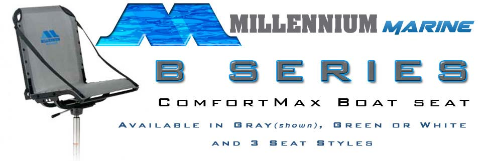 B SERIES BOAT SEATS