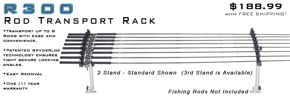R300 Rod Transport Rack
